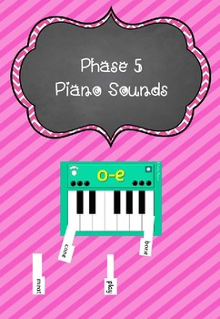 Phase 5 - Piano Sounds