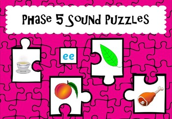 Phase 5 - Sound Puzzles