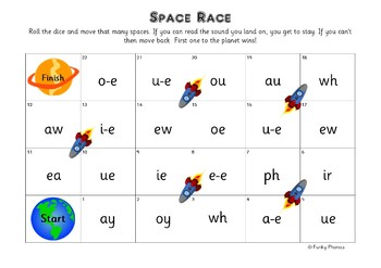Phase 5 - Space Race