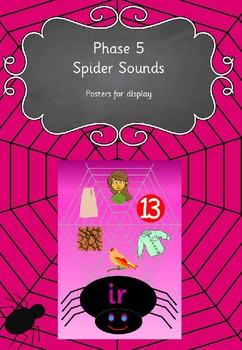 Phase 5 Spider Sounds