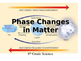 Phase Change Notes powerpoint