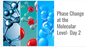 Phase Change at the Molecular Level