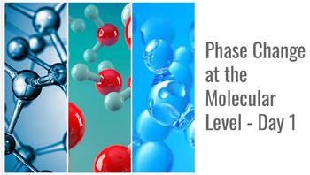 Phase Change at the Molecular Level- Day 1 slideshow