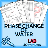 Phase Change of Water Lab
