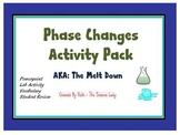 Phase Changes Lab Activity Pack