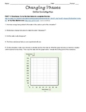 Phase Changes (states of matter) Online Lab