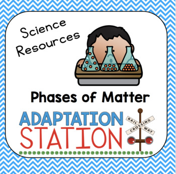 Phases of Matter Adapted Unit-VAAP Resource