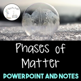 Phases of Matter for Middle Schoolers