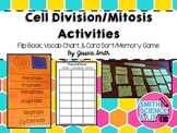 Mitosis Cell Division Activities