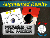 Phases of the Moon AR by Haney Science