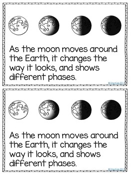 Phases of the Moon Activities for K-2
