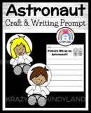 Astronaut Craft and Writing (Phases of the Moon, Solar System)