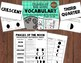 Phases of the Moon Bundle - Bookmarks, Matching Activity, Vocab., & Oreo Moons