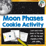 Phases of the Moon Cookie Activity