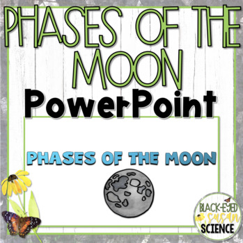 Phases of the Moon Doodle Notes- Power Point