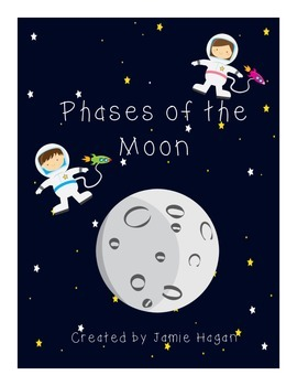 Phases of the Moon Foldable