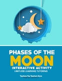 Phases of the Moon Interactive Oreo Activity