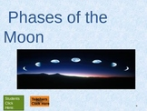 Phases of the Moon Interactive Powerpoint