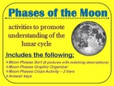 Phases of the Moon Learning Activities