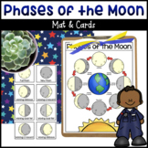Phases of the Moon Mat & Cards