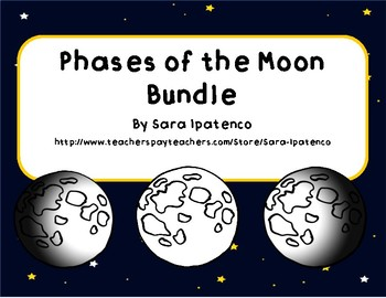 Phases of the Moon Mini Bundle
