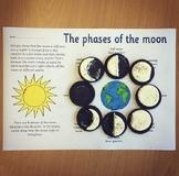 Phases of the Moon (Oreos) activity