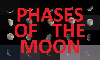 Phases of the Moon Photographs