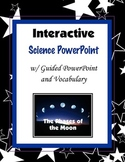 Phases of the Moon PowerPoint Science Lesson