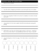 Phases of the Moon Reading Comprehension Passage and Question Set