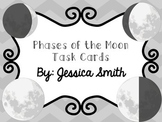 Phases of the Moon Task Cards