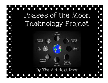 Phases of the Moon Technology Project