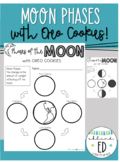 Phases of the Moon With OREOS - New Moon, First Quarter, Full Moon, Last Quarter