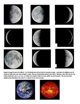 Phases of the moon sort