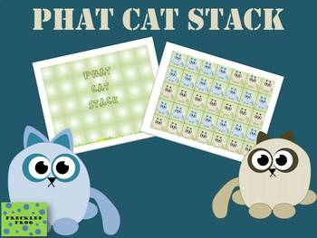 Phat Cat Stack - Strategy Game