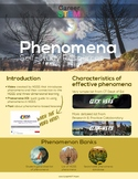 Phenomena Quick Start Guide - get started with NGSS phenomenon-based instruction