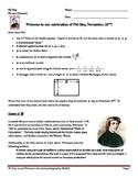 Phi Day (2)--The Fibonacci Sequence