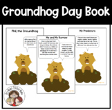 A Book about Groundhog Day and Groundhogs