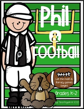 Phil & Football: Celebrating Groundhog's Day and the Big Game Together!