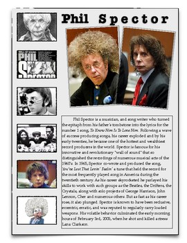 Phil Spector - The Day the Music Died