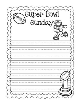 Philadelphia Eagles Football Craftivities