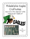 Philadelphia Eagles Football Craftivities