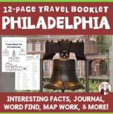 Philadelphia Vacation Travel Booklet