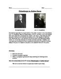 Industrial Revolution: Philanthropy vs. Robber Baron Docs
