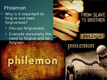 Philemon Power Point Notes