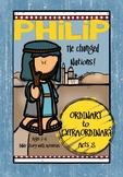 Philip - Ordinary to Extraordinary Bible Story