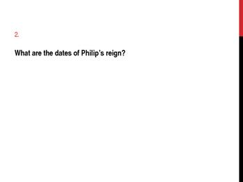 Philip of Macedon Quiz