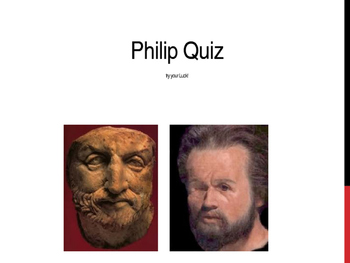 Philip of Macedon Quiz