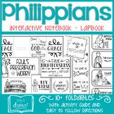 Philippians Interactive Notebook/Lapbook (K-6)