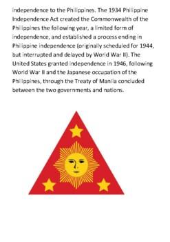 Philippine–American War Handout