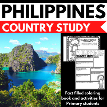 Philippines Booklet Country Study